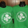 St Paddy's St Patricks Kiss Me I'm Irish T-shirt